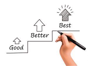 conversion optimisation improvement