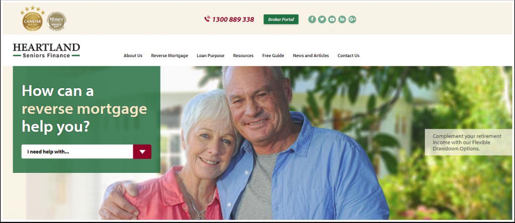 HSF website - digital marketing case study