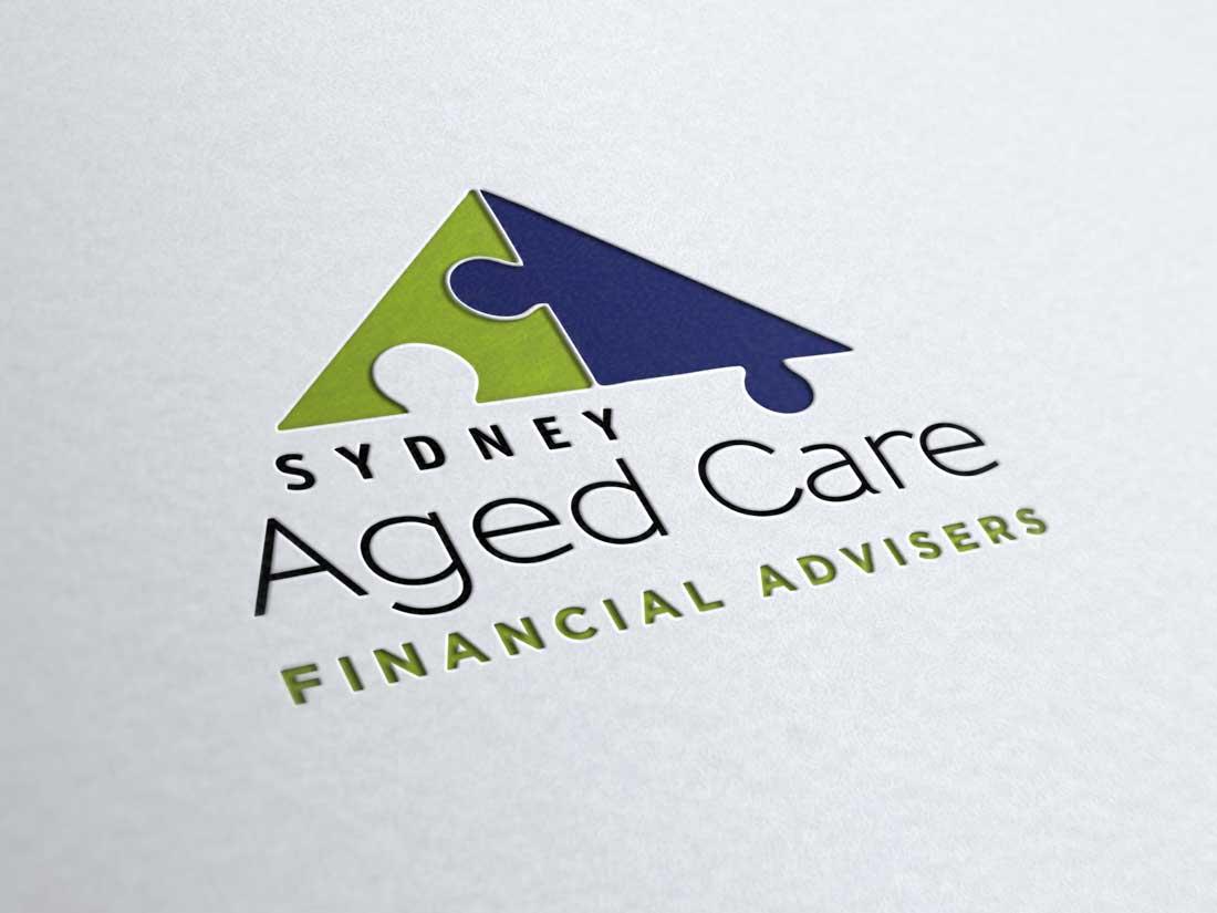 finance company logo design