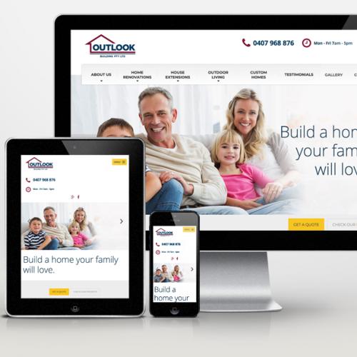 home builders website
