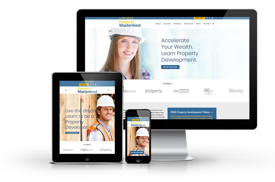 wordpress membership website