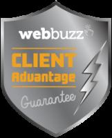 Webbuzz Digital marketing agency client advantage shield