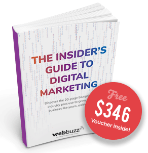 The Insider's Guide to Digital Marketing