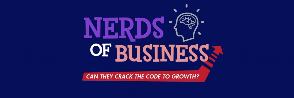 nerds of business podcast