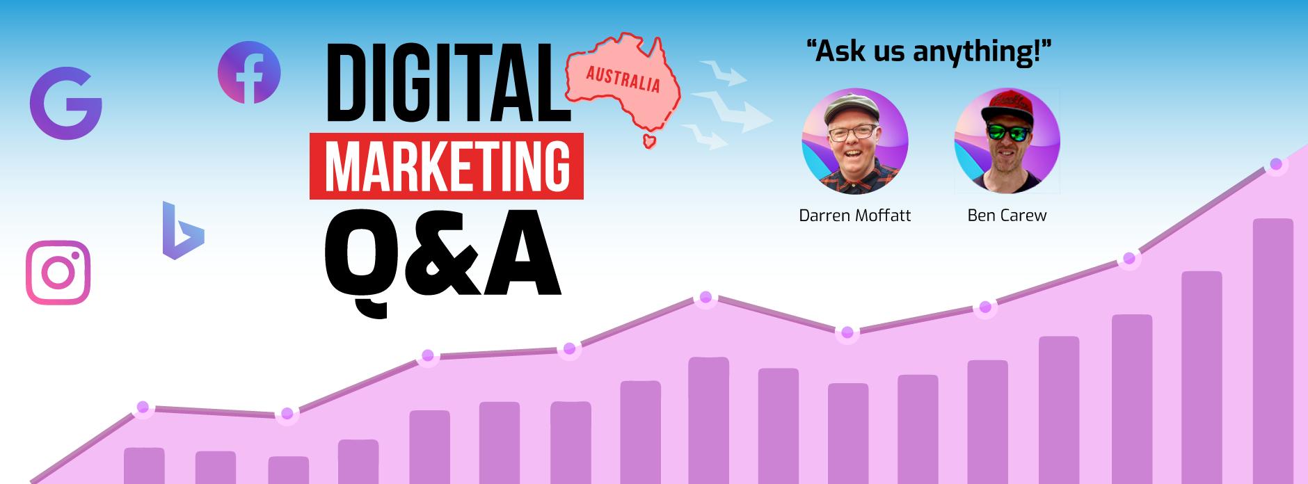 digital marketing facebook group australia
